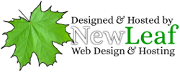NewLeaf Web Design, Hosting, SEO, Newport, UK